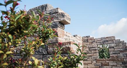 Gartenplanung-Gartengestaltung-Ruine-Beton