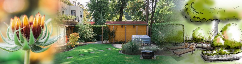 Gartenoase gestalten - Gartengestaltung in Leipzig