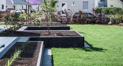 Gartengestaltung in Leipzig - Harmonie auf allen Ebenen